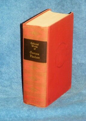 Collected Works Of Gustave Flaubert 1920's Giant International Series