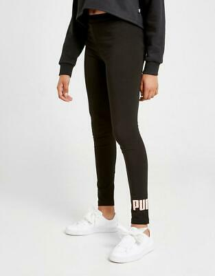 New Puma Girls' Core Leggings