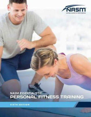 NASM Essentials of Personal Fitness Training 6th Edition + GIFT  [E-Bo0k]
