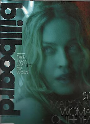 Billboard mag Madonna Woman of the Year Shania Twain Meghan Trainor Halsey 2016