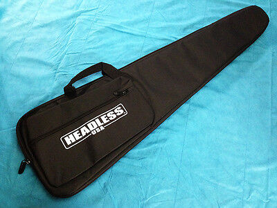 Steinberger Guitar & Bass Gig-Bags!  Also For Headless Hohner, Spirit, & Others.