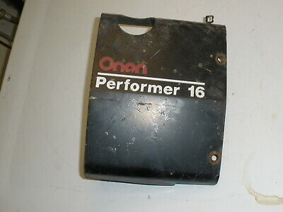 ONAN PERFORMER 16 Cover with Rectifier P216 - $5 00   PicClick