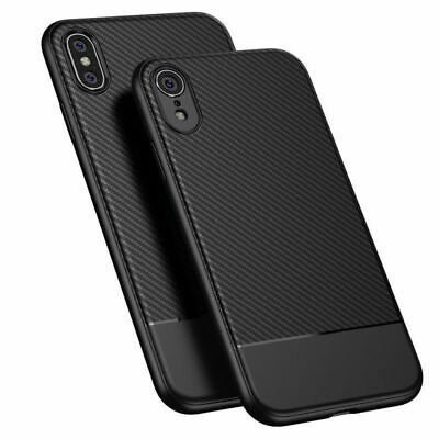 Luxury Ultra thin Soft Shockproof Hybrid 360 Case Cover for iPhone XR XS Max 8 7