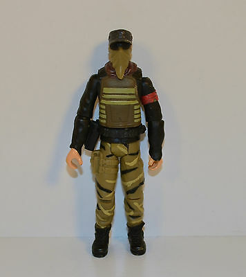 "2009 John Connor 4"" Playmates Toys Action Figure Terminator Salvation"