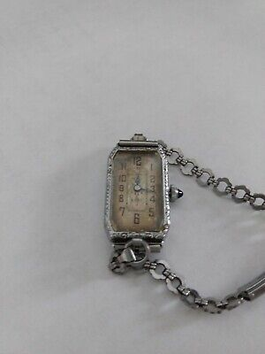 Vintage VAN BUREN  15 jewels / Ladies Wristwatch