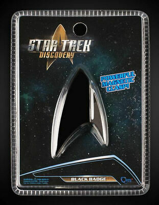 Star Trek Discovery - Section 31 Black Badge Communicator - QMx- In Stock