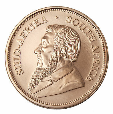 1oz Gold South African Krugerrand (Random Date) BU