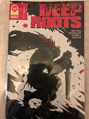 Deep Roots #1 Retailer Incentive Variant