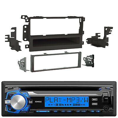 Single DIN Digital Media Receiver, Install Kit for Select 1990-2012 GM Vehicles