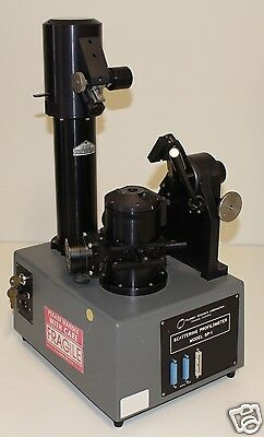 1 Talandic Research Corp Scattering Profilometer Model Sp-I  Profiler