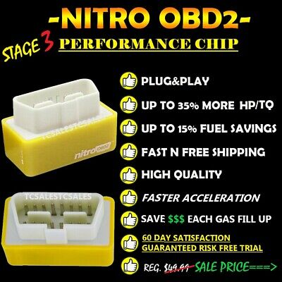 FORD MUSTANG PERFORMANCE Chip - Ecu Programmer - Hp Power