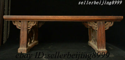 China Huali Wood Carved Tea Table Coffee table Arne Jacobsen Coffee Table Statue