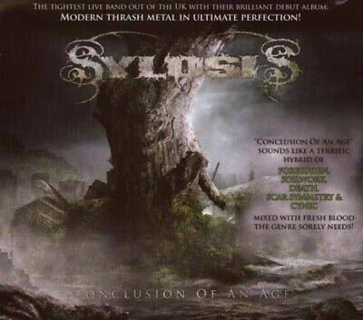 Sylosis - Conclusion Of An Age  Cd New+