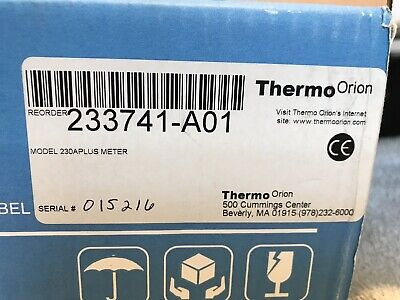 Thermo, NIB, 233741-A01, Model 230a Plus Meter
