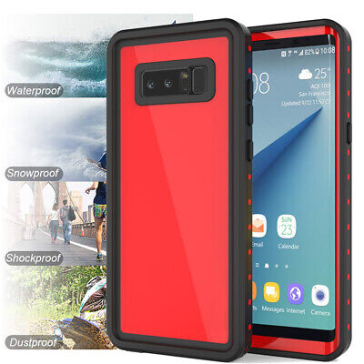 For Samsung Galaxy Note 8 Waterproof Case Shockproof Dirtproof Snowproof Cover