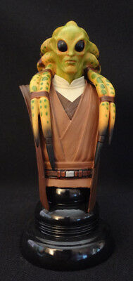 Gentle Giant KIT FISTO Star Wars Classics Collectible Bust Statue WAVE 1