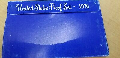1970-S United States Mint Proof Set