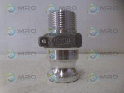 Etc-Tt F100 Stainless Coupling *New No Box*