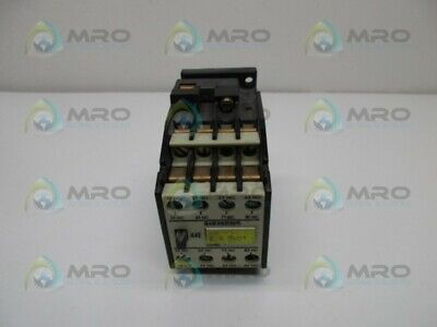 Siemens 3Th8244-0A Contactor * Used *