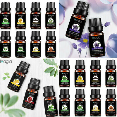 Inagla 10ml Essential Oil 100% Pure & Natural Aromatherapy Essential Oils Aroma