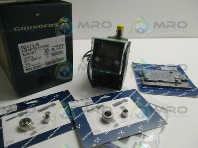 Grundfos Fcm-Ss/T/Ss-F-31Vvbg Dda7.5-16 Digital Dosing Pump * New In Box *