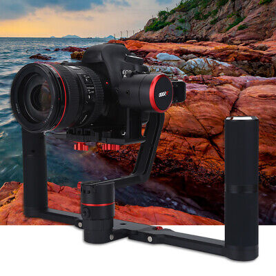 Feiyu Tech Pro A100/A2000 3-Axis Gimbal Stabilizer Handheld Grip for DSLR Camera