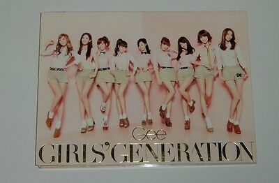 SNSD Girls' Generation GEE Japan First Limited Edition CD+DVD+Photobook