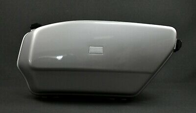 New Genuine Aprilia Scarabeo 125-200 E2 1999-2006 L.h. Case, M.grey Ap8792271