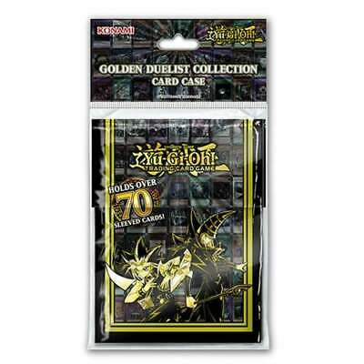 YU-GI-OH! ACCESSORIES * Golden Duelist Collection Card Case