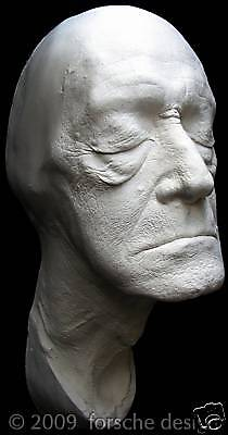 John Carradine Life Mask: The Grapes Of Wrath, Liberty Valance, Stagecoach