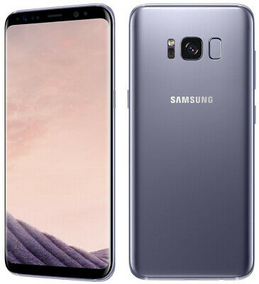 Samsung Galaxy S8+ PLUS SM-G955U 64GB GSM AT&T T-Mobile Unlocked 4G Smartphone