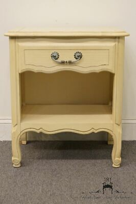 """High End French Provincial 22"""" Nightstand 1620-12"""