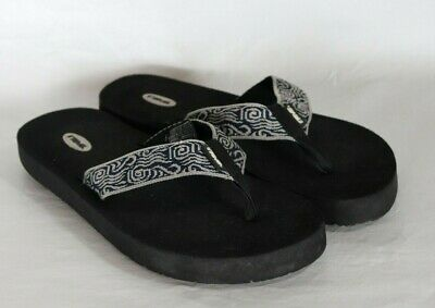 d685a5c0b501 TEVA MEN S FLIP Flops Mush Thongs Sandals Shoes Size 11 - Excellent ...