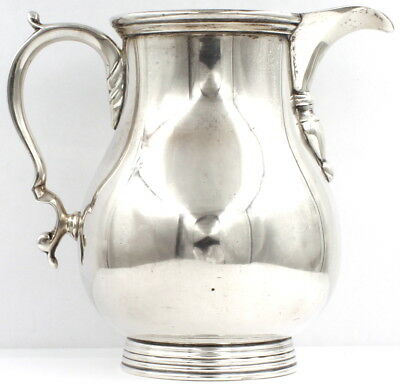 Georg Jensen Reproduction Sterling Silver Creamer 6.16 ozt. Pitcher
