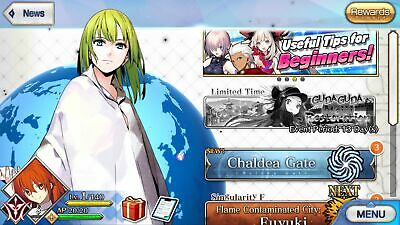 [NA] FGO / Fate Grand Order Fresh Starter Account - Single SSR Enkidu