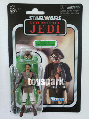 "In Stock STAR WARS 3.75"" Vintage Collection VC144 LANDO CALRISSIAN Skiff Guard"