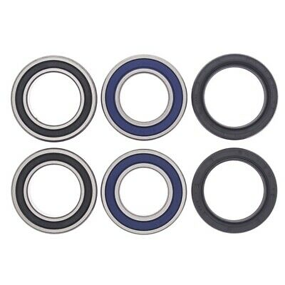 All Balls 25-1036 Rear Wheel Bearing Seal Kit for Honda TRX250 Fourtrax 85-87