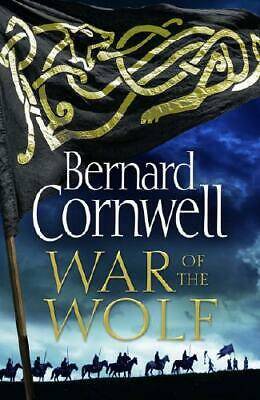 War of the Wolf by Bernard Cornwell (author)