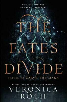 The Fates Divide by Veronica Roth (author)