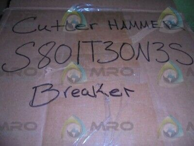 Cutler Hammer S801T30N3S (As Pictured) * New No Box *