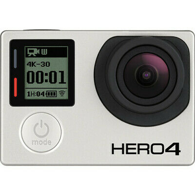 Used GoPro HERO 4 Session Waterproof 1080P HD Action Camera 100% working video
