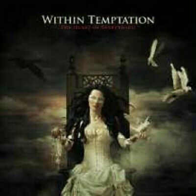 "Within Temptation ""The Heart Of Everything"" Cd New!"