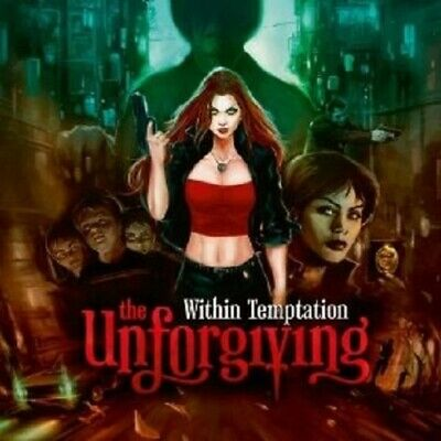 "Within Temptation ""The Unforgiving"" Cd+Dvd New!"