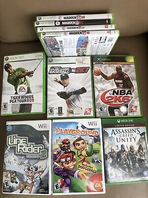LOT OF 8 Xbox ONE Games - $27 50 | PicClick