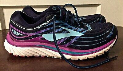 7ec8956ffae Womens Brooks Size 9 Glycerin 15 Super DNA Shoes Sneakers Running Athletic