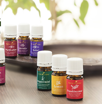 NEW! SEALED Young Living Essential Oils 5 and15 ml - FREE SHIPPING