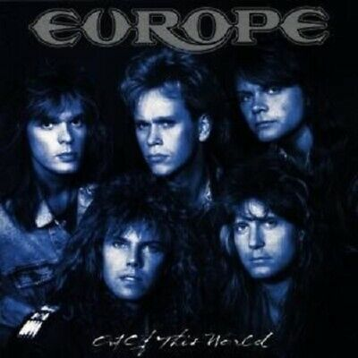 "Europe ""Out Of This World"" Cd New!"