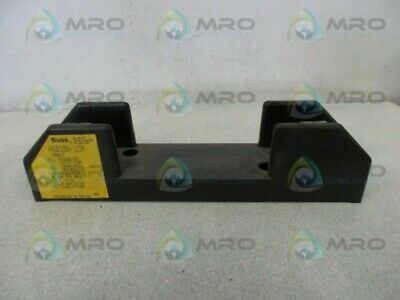 Bussmann H60100-1Cr Fuse Holder * Used *
