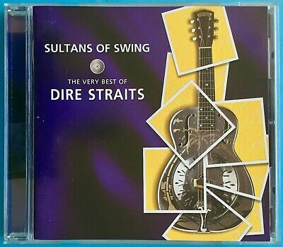 DIRE STRAITS: Sultans of Swing -THE VERY BEST OF/GREATEST HITS (CD + DVD) PAL