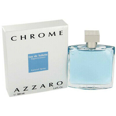 Azzaro Chrome de Azzaro - Eau de Toilette, 100 ml